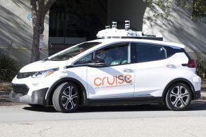 autonomous self driving